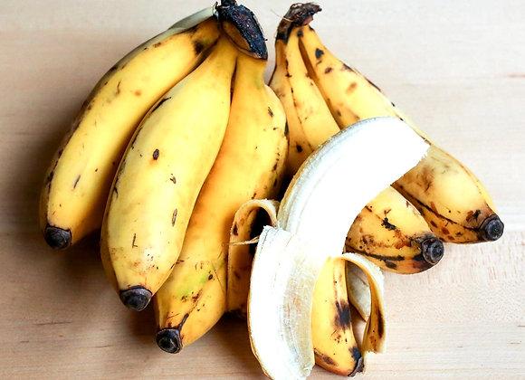 Apple Banana 1 kg, ikke sprøjtet - Uganda🌴