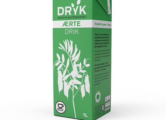 Dryk Ærtedrik Barista, 1l - Danmark