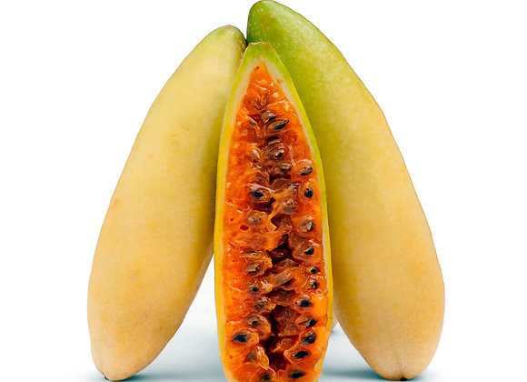 Curuba, Bananpassionsfrugt 1 kg - Peru