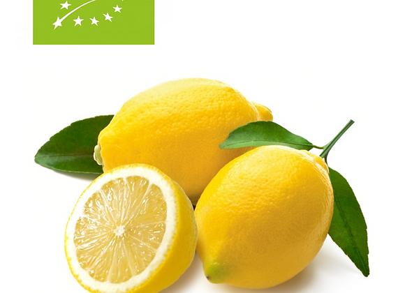 Citron, Økologisk 1 kg