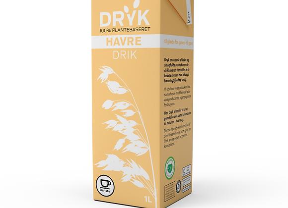 Dryk Havredrik Barista, 1l - Danmark