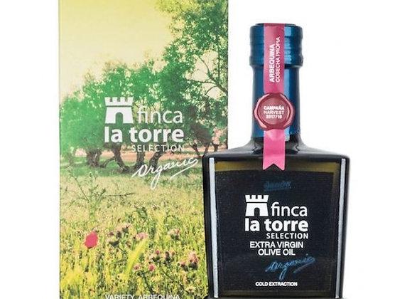 Økologisk biodynamisk olivenolie