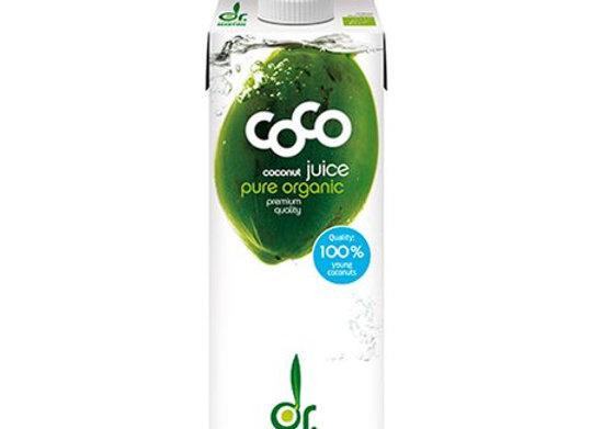 Kokosvand 1l, Brasilien - Økologisk