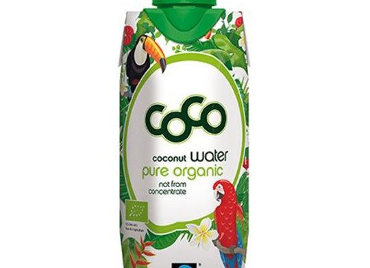 Pure Coco 330 ml, Økologisk - Dr. Antonio Martins