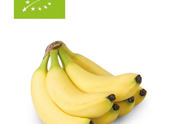 Banan (cavendish), Økologisk - Vælg mængde