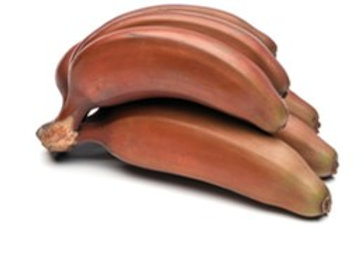 Rød banan - 1 kg, Equador