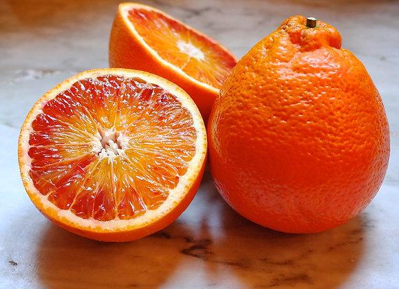 Blodappelsiner Moro, 4 kg - Italien