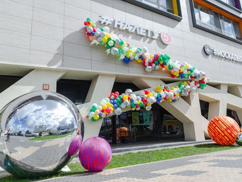 В Москве открылась «Пятёрочка #Налету» с электронными ценниками