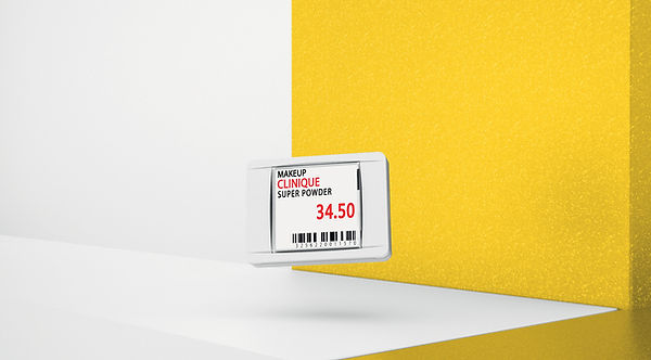 Электронный ценник G1 retail 1.6 red NFC