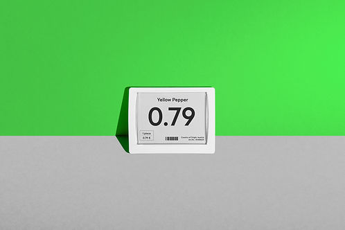 Электронный ценник G1 retail 4.4 (NFC)