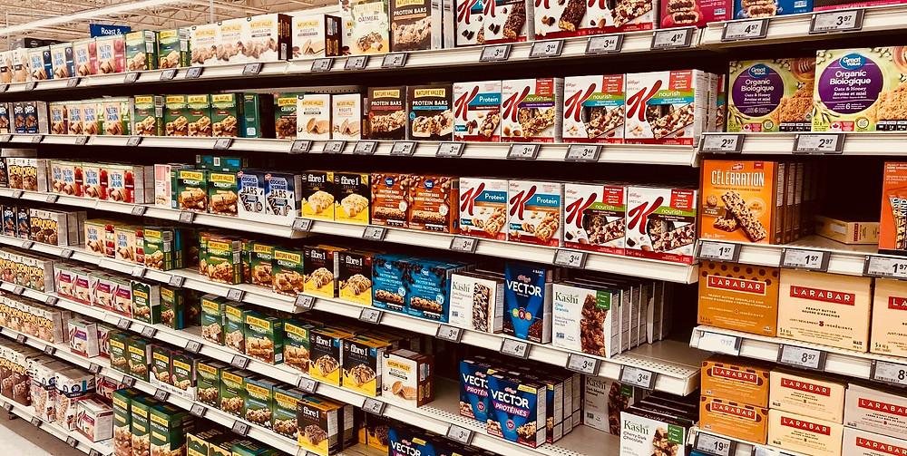 Электронные ценники  SES-imagotag в торговой сети Walmart