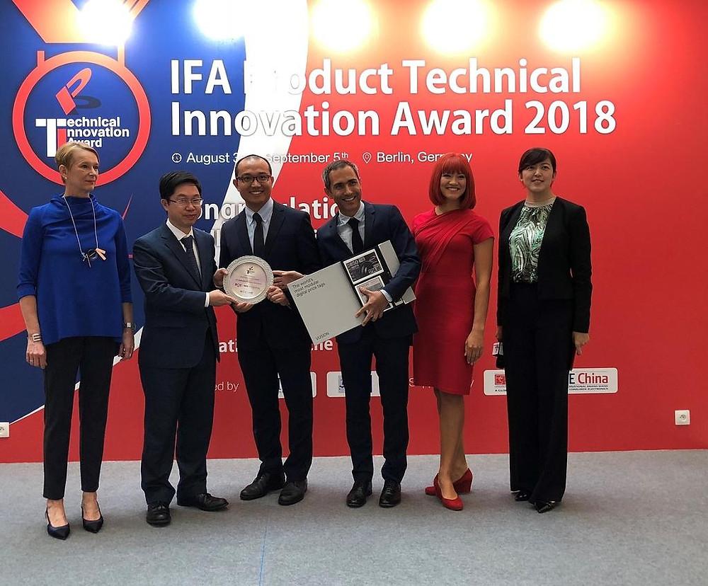 Электронные ценники | SES-imagotag | IFA Product Technical Awards