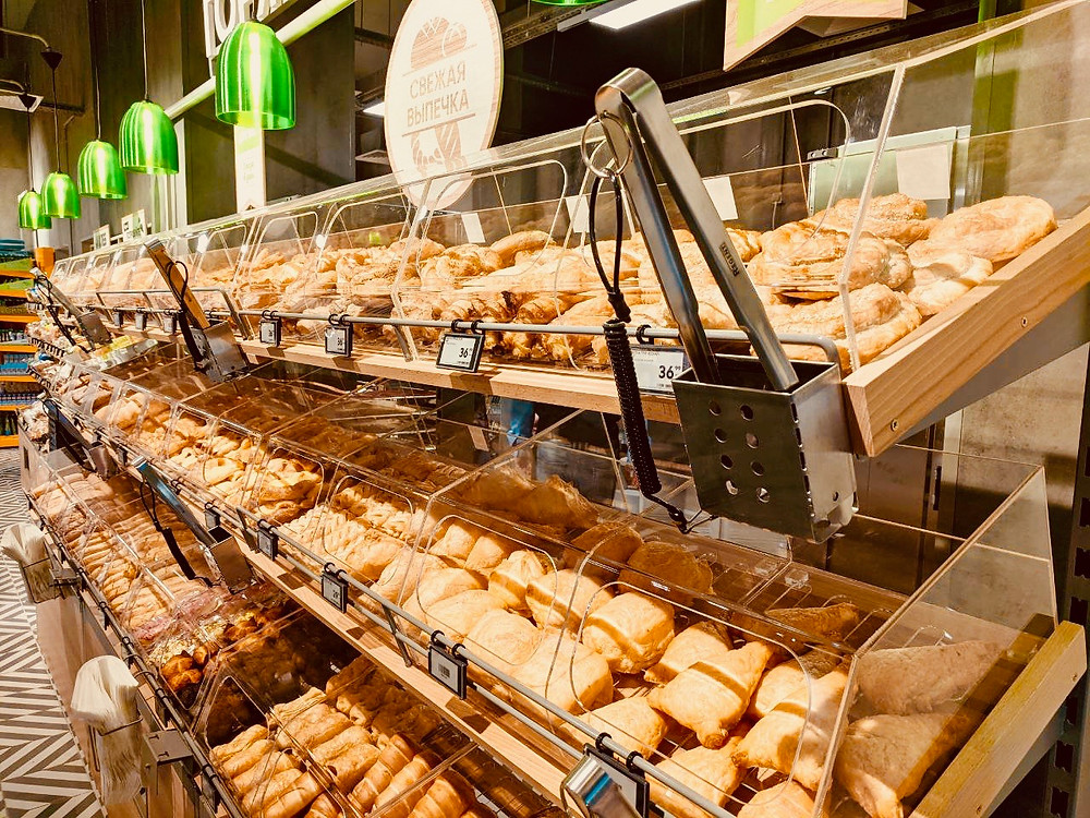 Собственная пекарня | Пятерочка в Москве