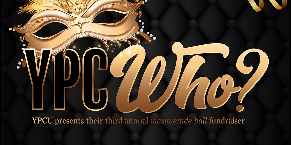 Third Annual YPCWho? Masquerade Ball Fundraiser (Event Ended)