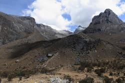 Nevado del Cocuy's Valley