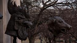 Zodiac Statues