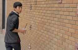 Follow the brick
