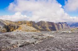 View from Nevado El Cocuy