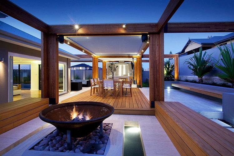 backyard-with-teak-decking-luxury-yard-d
