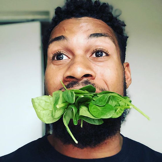 #mouth #full of #spinach _#keepitsimples