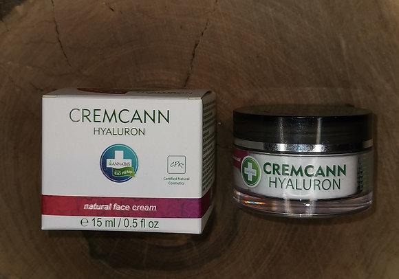 Cremcann Hyaluron Nätürliche Hautcreme