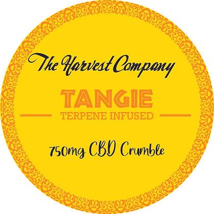 The Harvest Company Tangie 750mg CBD Crumble