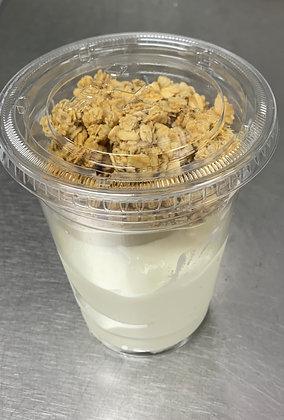 Vanilla Yogurt & Granola