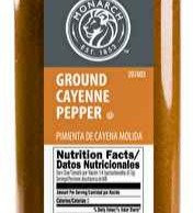 Ground Cayenne Papper 17 Ounce