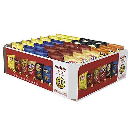 Frito Lay Chips 30 Assorted