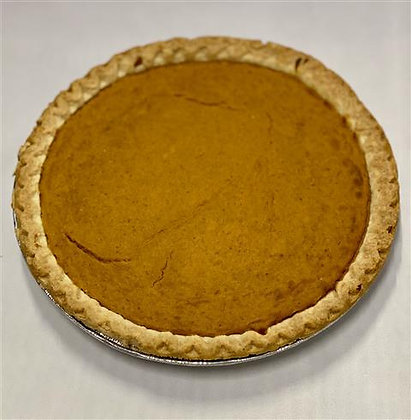 Pumpkin Pie 10""