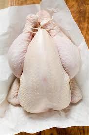 Case Whole 3-3.25lb Chickens