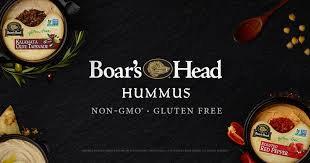 Boar's Head Hummus