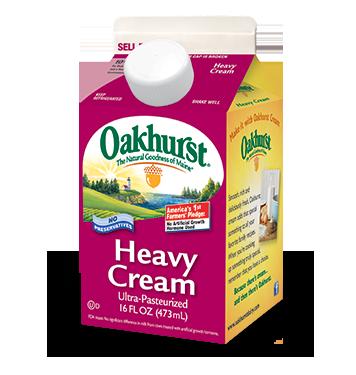 Oakhurst Heavy Cream