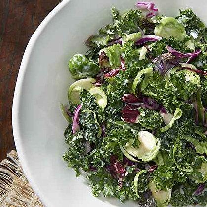 Salad Mix Superfood w/Rainbow Kale 2lb Bag