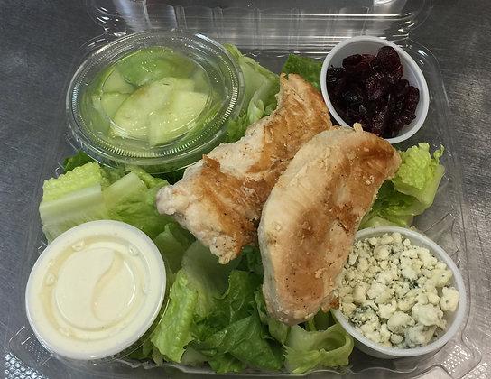 Cranberry Chicken Apple Salad