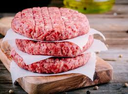Burger Patties Fresh (approx 7-8 4oz patties)