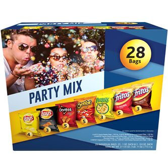 Party Mix Variety Pack 28-Pack