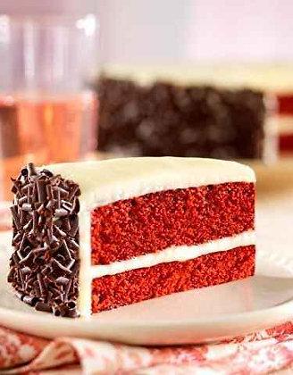 Devonshire Red Velvet Cake 14 Slices