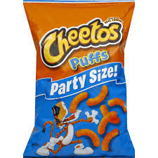 Cheetos Puffs Party Size