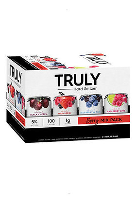 Truly Berry 12-Pack Cans