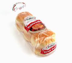 Calise Bulkie Rolls Sliced 6-Pack