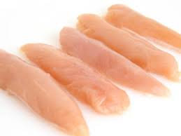 Chicken Tenders Raw 1lb
