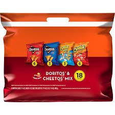 Doritos Cheetos Variety Mix 18-Pack