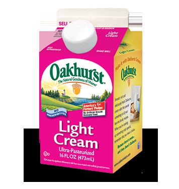 Oakhurst Light Cream