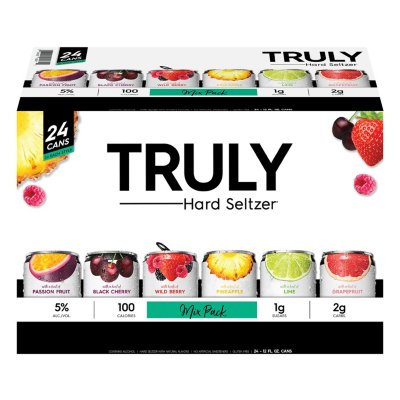 Truly Tropical Variety 12-Pack Cans
