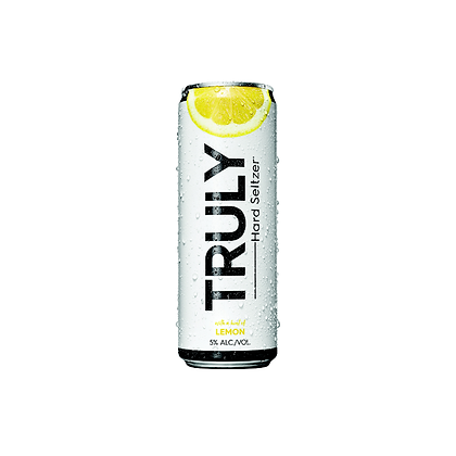 Truly Lemon 12-Pack Cans