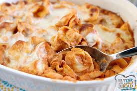 Baked Tortellini