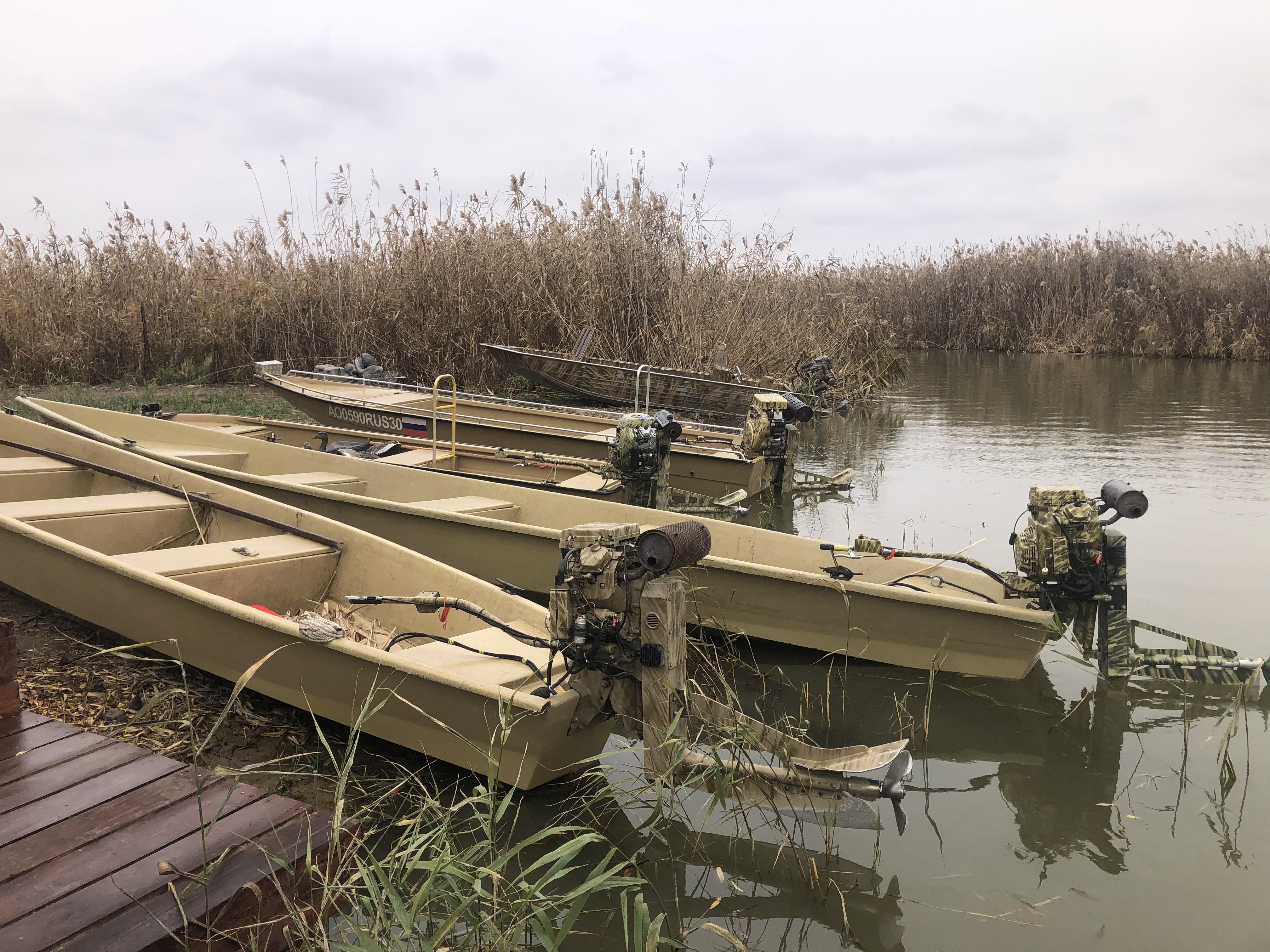 наши болотоходы для охоты на гуся