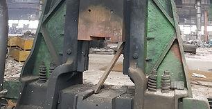 Forging hammer EUMUCO 6.3TON