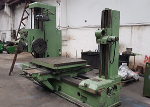 Horizontal Boring Mill TOS H100A